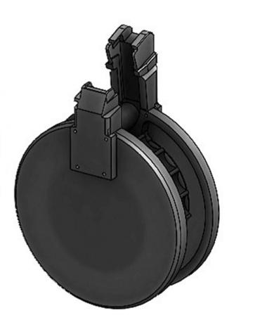 Fostech Origin 20 Round Drum
