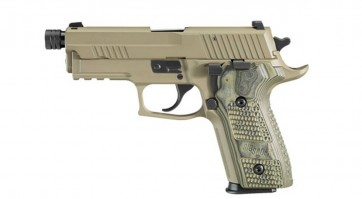 Sig P229 Scorpion - Threaded Barrel