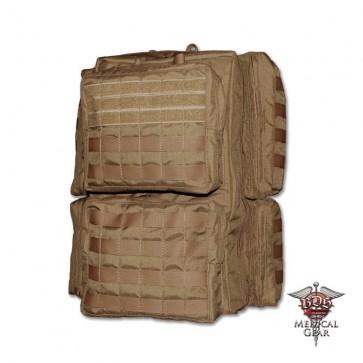 BDS Tactical Enhanced Combat Trauma Medical Bag