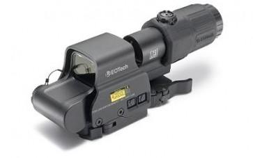 EOTech EXPS w/Magnifier Combo