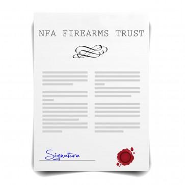 NFA Firearms Trust