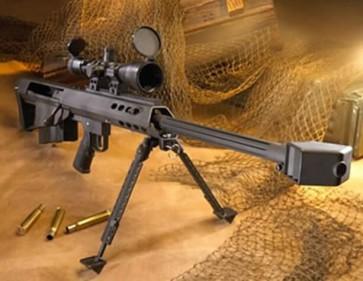 Barrett 95 50 BMG w/Leupold Mark 4 M1