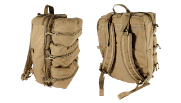 TacMed Solutions Any Mission Pack - Advanced