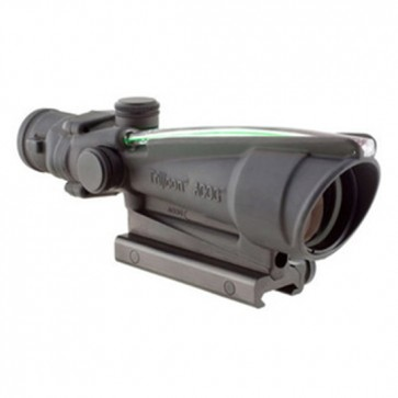 Trijicon AGOG, TA11F-G, w/223 Reticle, Green Chevron