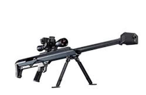 Barrett M99 .50 BMG w/Leupold Mark 4