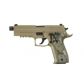 Sig P226 Scorpion - Threaded Barrel