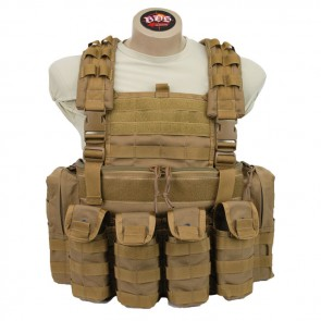 BDS Tactical Battle Chest Rig