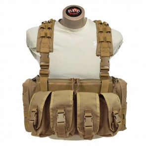 BDS Tactical Frog Chest Rig