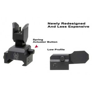 GG&G A2 Spring Actuated Flip Up Iron Sights