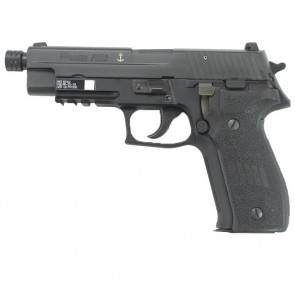 Sig P226 MK25, Navy w/Threaded Barrel