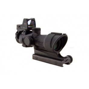 Trijicon ACOG 4x32 Scope w/ RMR and TA51 Mount