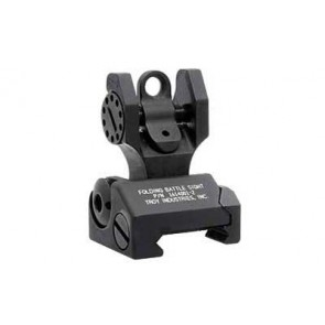 Troy Rear Folding Battle Sight - Black