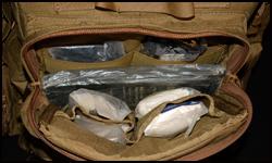 Enhanced Combat Trauma Medical Bag