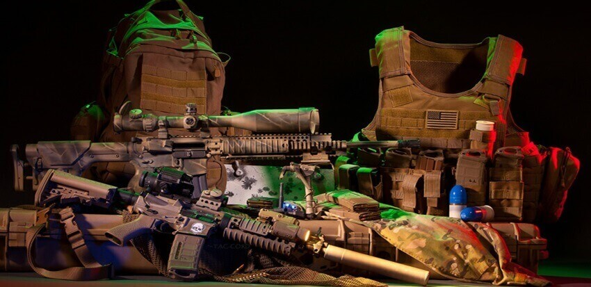 custom tactical rifles